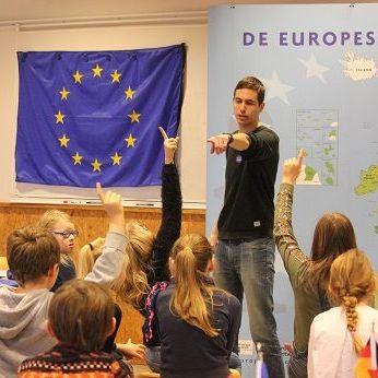 Europa in de klas