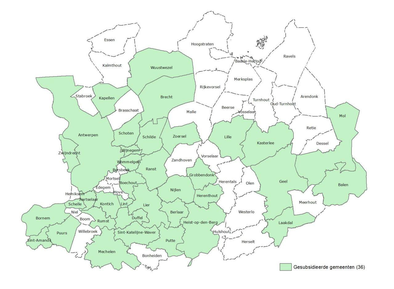 4 Miljoen Euro Subsidie Voor Fietspaden In Provincie Antwerpen