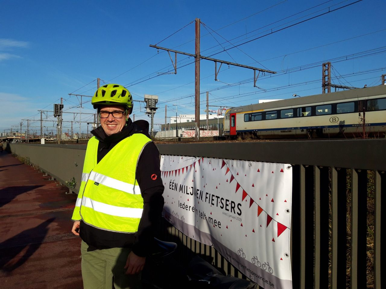 L025 Fietsweg Antwerpen - Mechelen (L25) ('fiets-o-strade' 2 - axe nord-sud) [sud] F01 - Page 5 1576894524431
