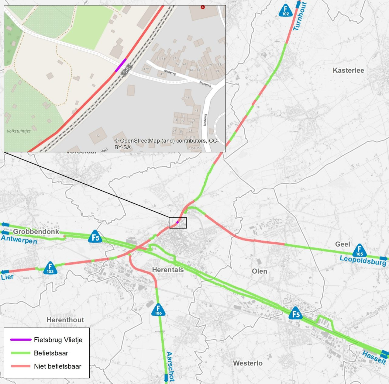 L015 Herentals - Balen (L15) ('fiets-o-strade' 7 - 'fiets-o-strade van de Kempen') Fietsnelweg F105  - Page 3 1607252569246